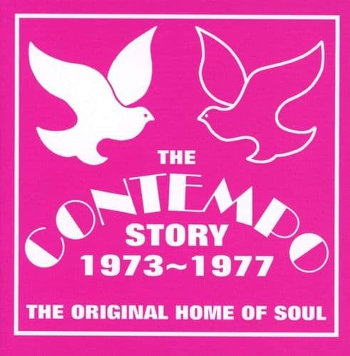 Various<br>The Contempo Story 1973-1977<br>3CD, Comp, Boxset